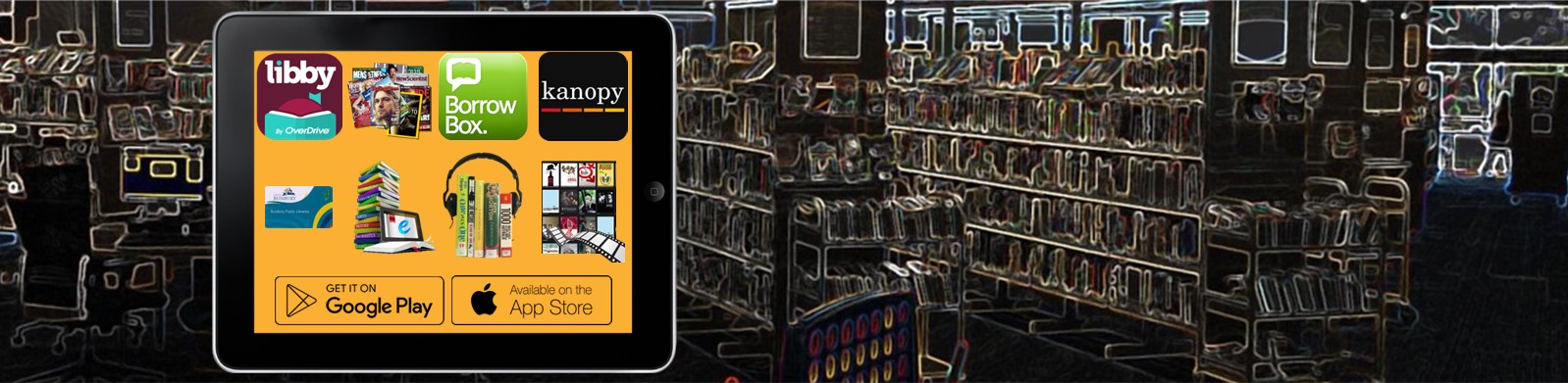 Library in Your Pocket